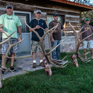 2014 Archery Elk Hunt