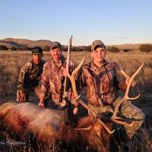 Cody's Outdoor Dream Hunt