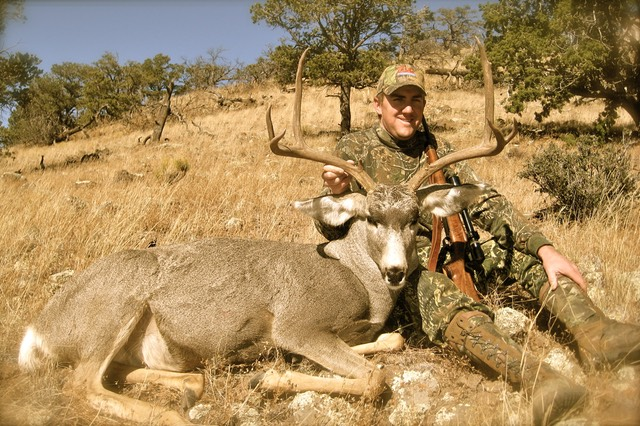 Cody Management Buck
