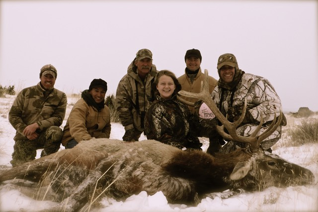 Krista's Outdoor Dream Hunt