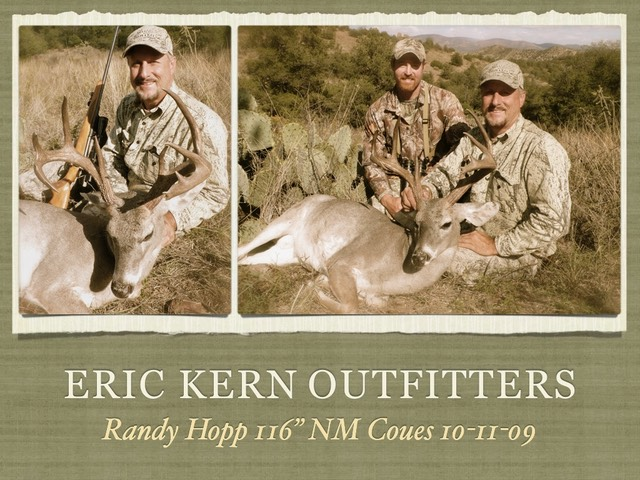 Randy 116 Coues